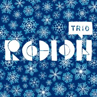 Rodion Trio kerstlogo